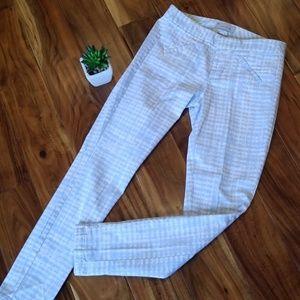 Gap Cropped Tie Dye Pants Ultra Skinny